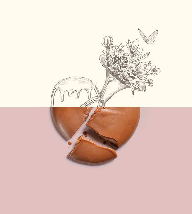 שוקולד מסדרת חלומות